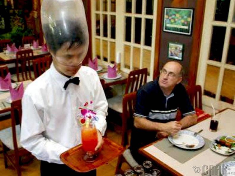 """""""Байцаа ба Бэлгэвч"""" - Тайланд"""