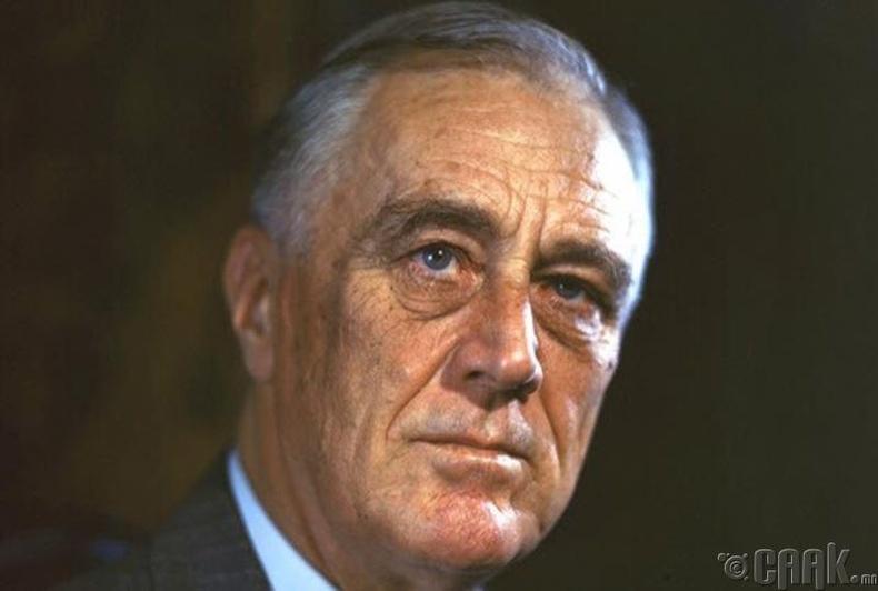 Рузвельтийн амлалт