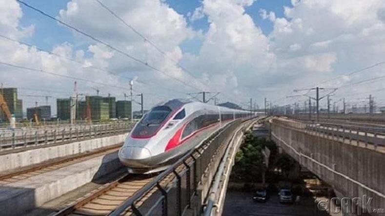 """""""EMU"""" хурдны галт тэрэг"""