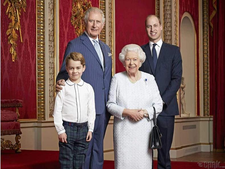 Хатан хааны гэр бүлийн хөрөг, 2020 он
