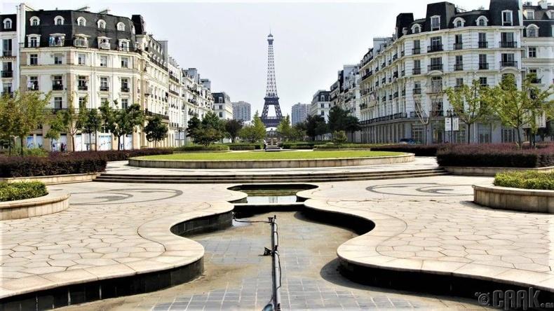 Тяньдучен дэх Парис
