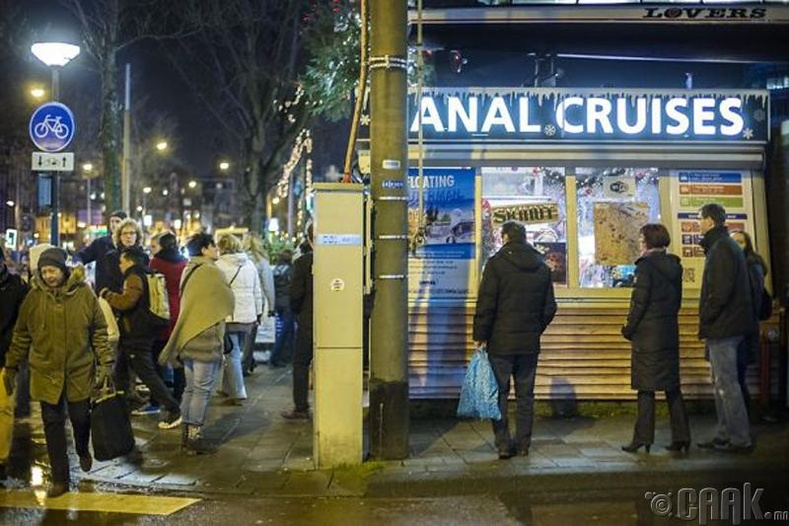 Lovers Canal Cruises - Anal Cruises