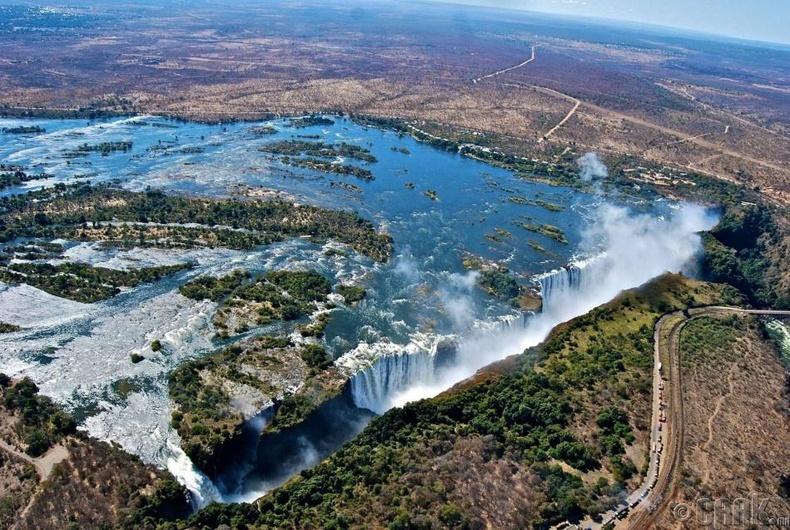 Замбиа болон Зимбабвэ