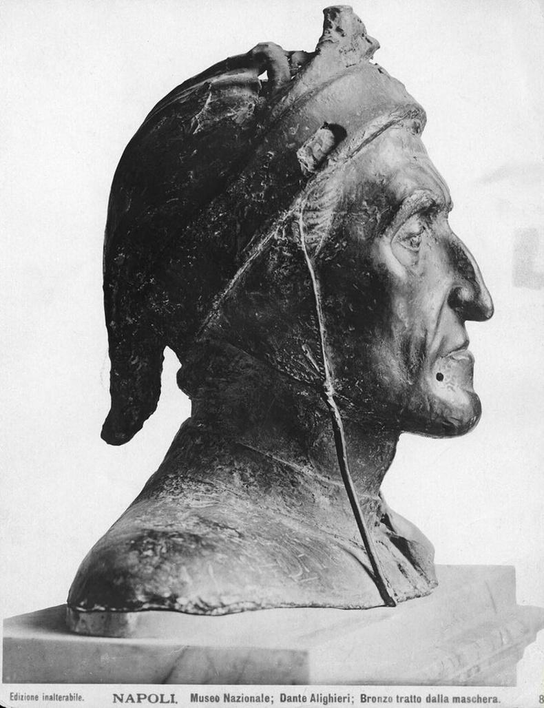 Сэргэн мандалтын үеийн Италийн аугаа их яруу найрагч Данте Алигери (1265-1321)