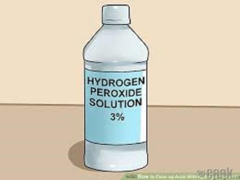 Ус төрөгчийн хэт исэл