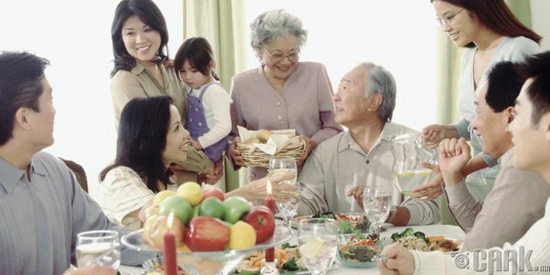 """Гэр бүлээ хайртай дотны хүмүүс биш, бизнесийн хамтрагч, мөнгөний эх үүсвэр, эсвэл бүр """"дэмий"""" мөнгө хүүлэгчид хэмээн харж байгаа бол"""