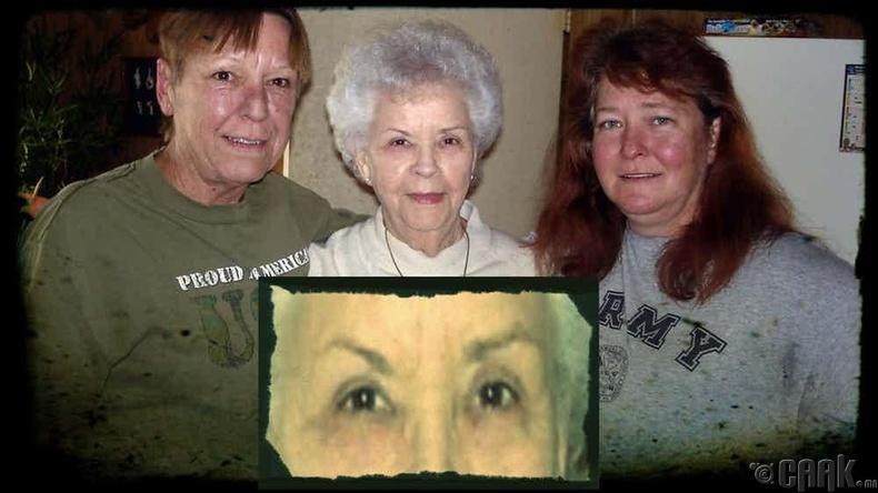 Хамгийн харгис эмээ