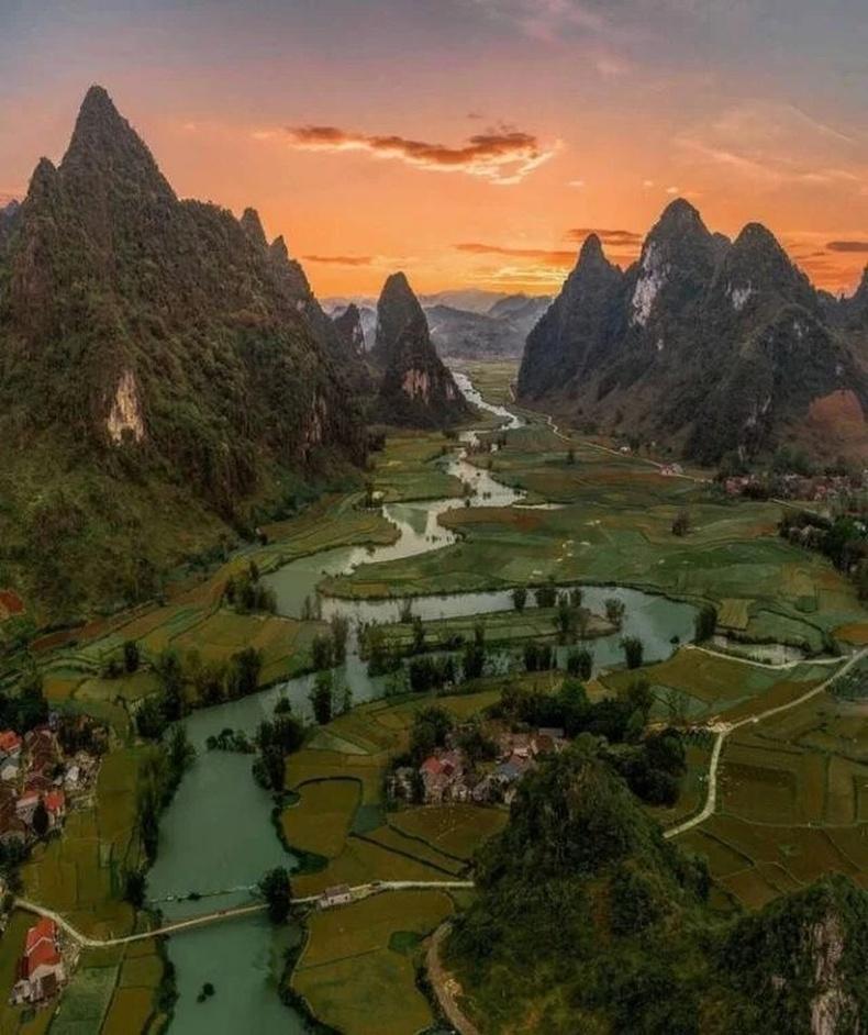 Вьетнамын Хао-Бан хэмээх газар