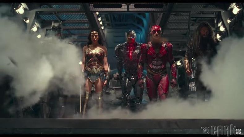 DC-ийн ертөнцтэй холбоотой юу?