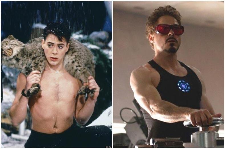 Роберт Дауни (Robert Downey Jr)