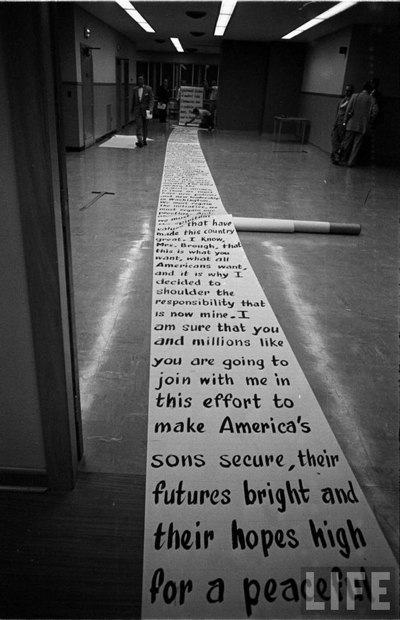 АНУ-ын ерөнхийлөгч Айзенхауэрын ашигласан дэлхийн анхны телеграф
