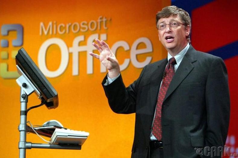 """Microsoft Office"" програм"