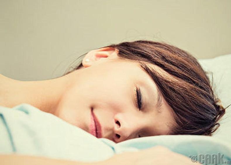 Сайн унтах
