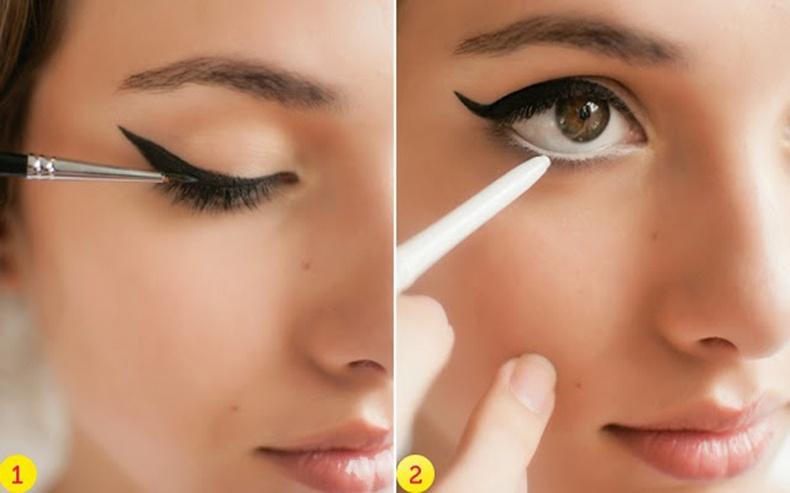 Нүднийхээ хэлбэрт тохируулан хэрхэн контур зурах вэ?