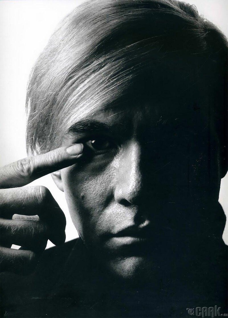 Зураач Энди Вархол, 1968 он