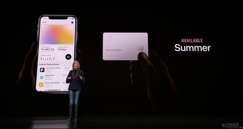 """""""Apple Card"""" болон """"Apple News"""""""