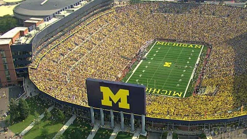 Мичиганы цэнгэлдэх (Michigan Stadium), АНУ