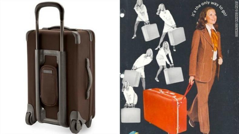 Дугуйтай чемодан
