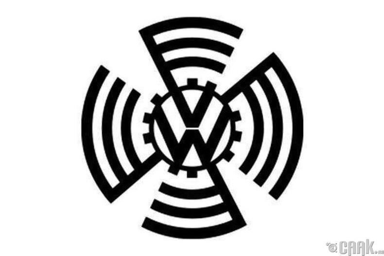 Волксвагены анхны лого