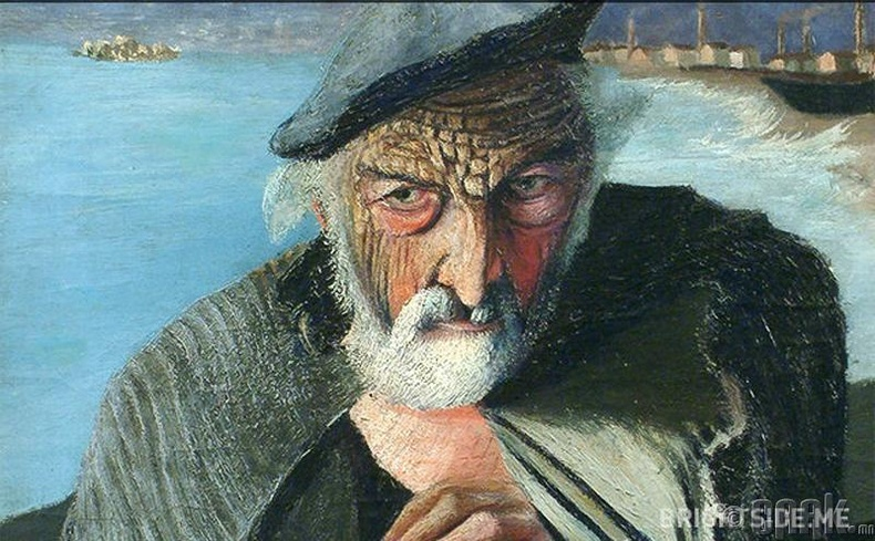 """Old Fisherman"""