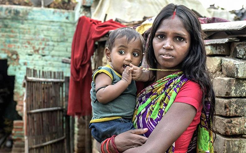 Энэтхэгийн баян болон ядуу эмэгтэйчүүдийн амьдралын ялгаа