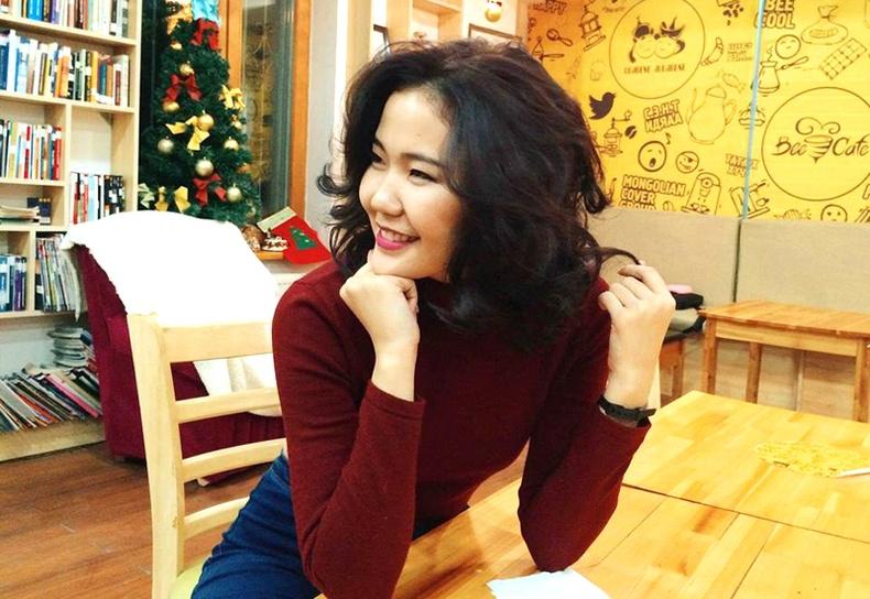 Монголын үзэсгэлэнт охид (85 фото) №146