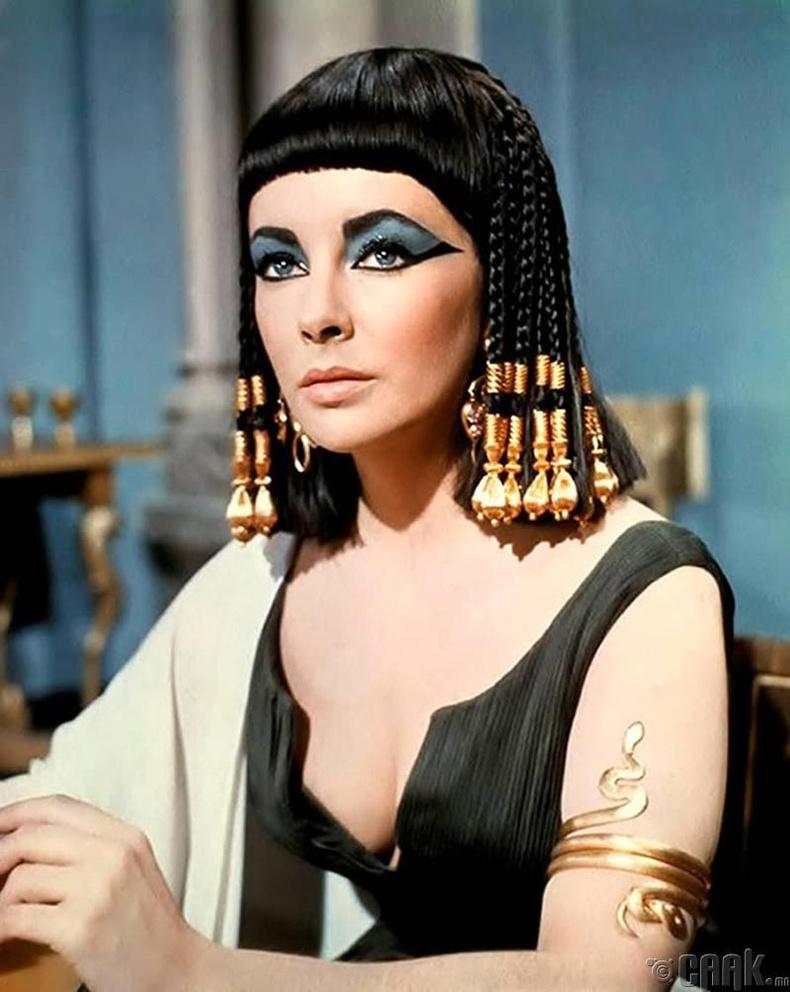 Элизабет Тайлор (Elizabeth Taylor) - Cleopatra (1963)