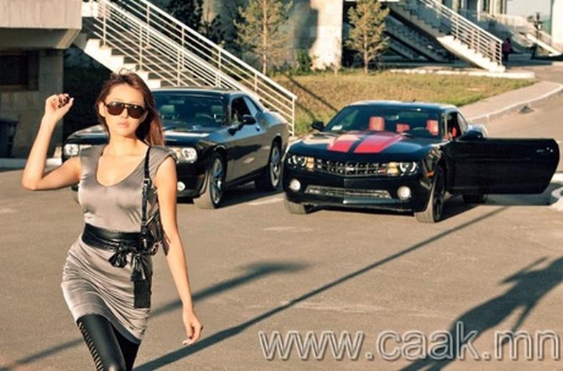 Монголын vзэсгэлэнт охид (80 фото) №119