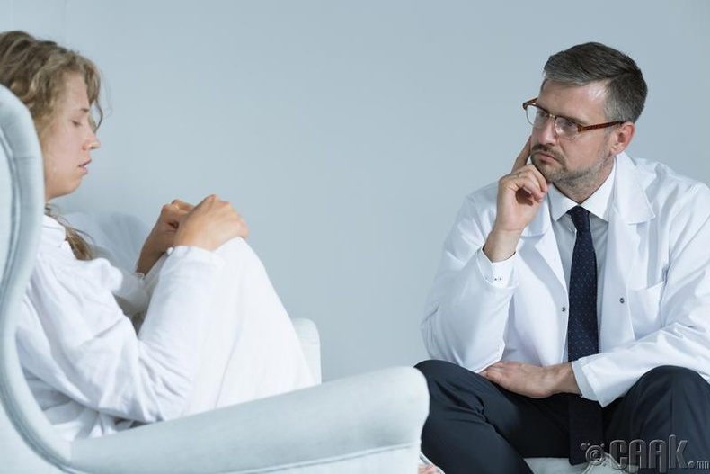 Шизофренитэй хүний хажууд байхдаа юу хийх ёстой вэ?