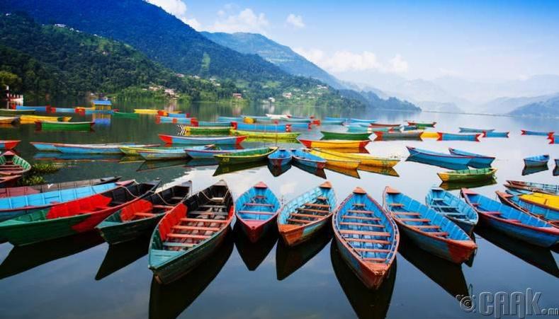 Покара, Непал улс