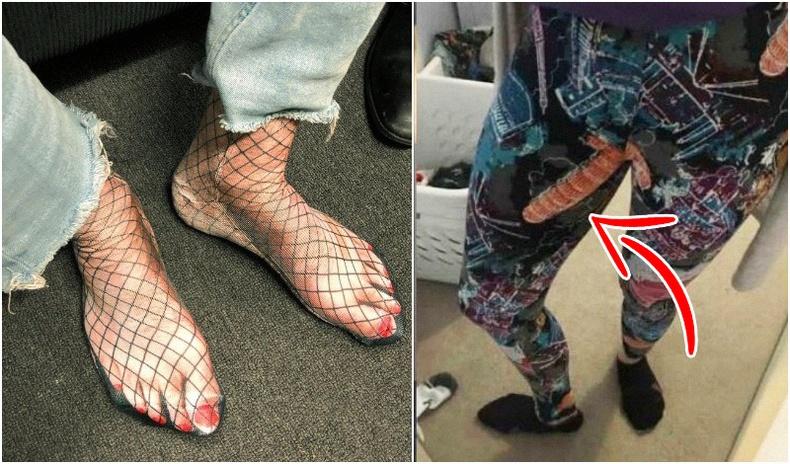 Та ийм зүйл өмсөхөөсөө ичих байсан уу? (35 фото)