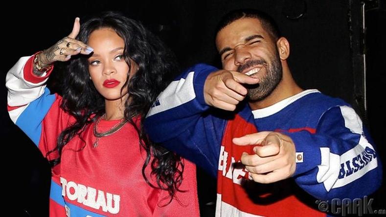 """""""Work"""" feat. Drake"""