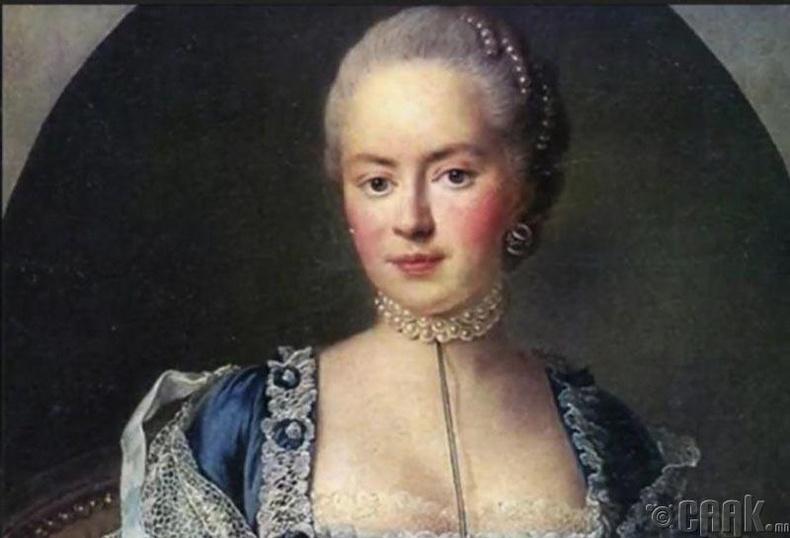 Түүхэн дэх хамгийн харгис эмэгтэйчүүд Дарья Салтыкова