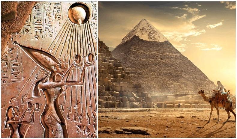 Египетийн пирамидуудын одоо ч тайлагдаагүй нууц