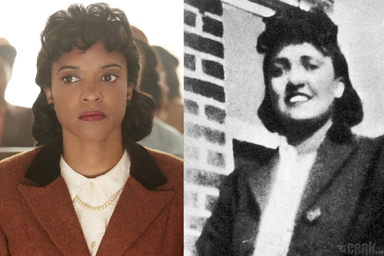 Хэнритта Лакс (Henrietta Lacks)