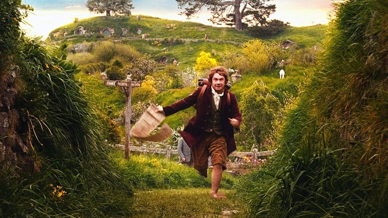 """""""The Hobbit: An Unexpected Journey"""" (2012)"""