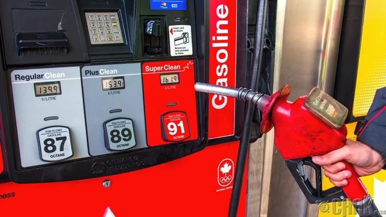 Бензин түлшний төрлүүд