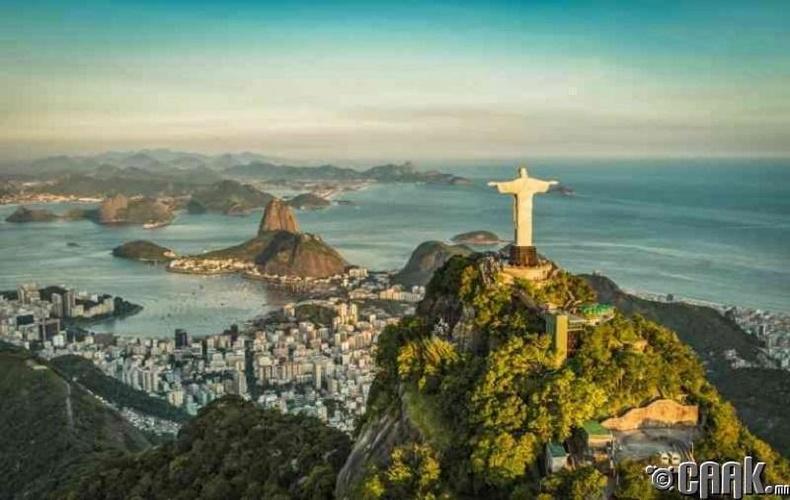 Бразил - Сао Фауло