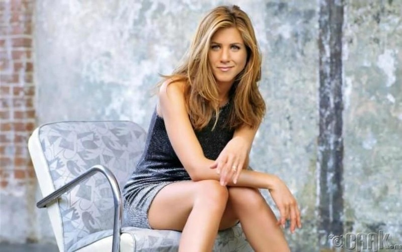 Женнифер Энистон (Jennifer Joanna Aniston)