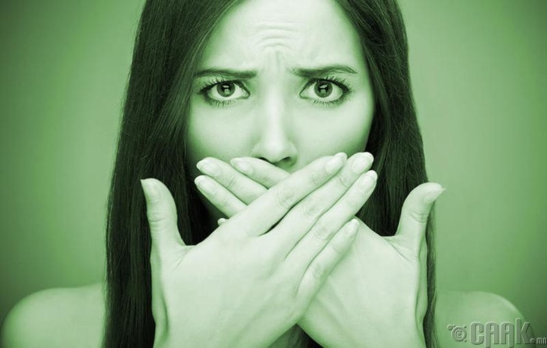 Амнаас жимсны үнэр гарах - Чихрийн шижин өвчин