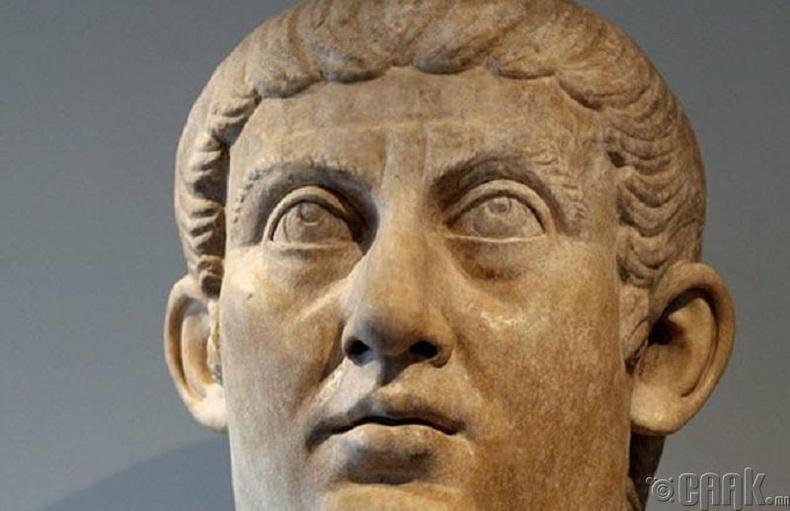 Агуу Константин хаан болон Криспус