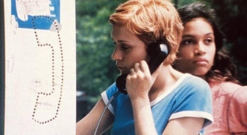 """Розарио Доусон - """"Kids"""" киноны Рубигийн дүрд (1995)"""