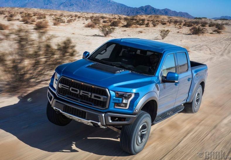 """Ford Raptor"""