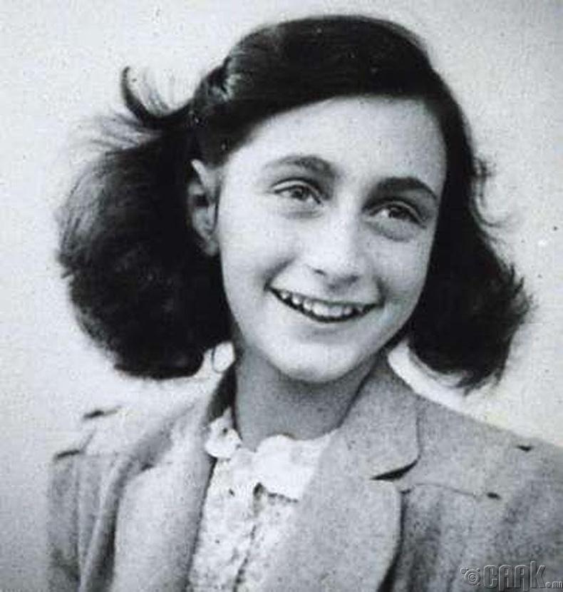 Аннэ Франк - 1941 он