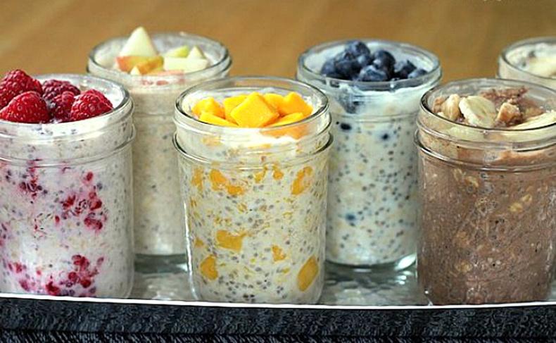 Эрүүл өглөөний амтат зоог хийцгээе