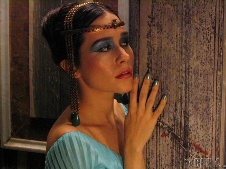 Алессандра Негрини (Alessandra Negrini) - Cleopatra (2007)