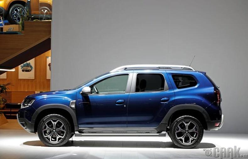 Dacia Duster. Үнэ: 20,000 ам.доллар
