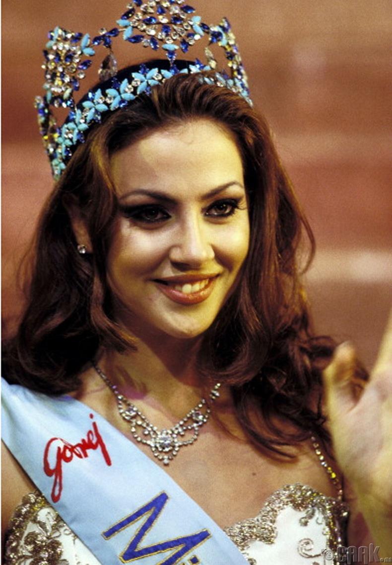 Ирене Склива (Irene Skliva), Грек - 1996