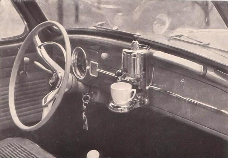 1959 оны Volkswagen Beetle-ийн кофе чанагч