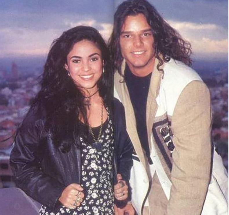 Шакира, Рики Мартин (Shakira, Ricki Martin) - 1993 он